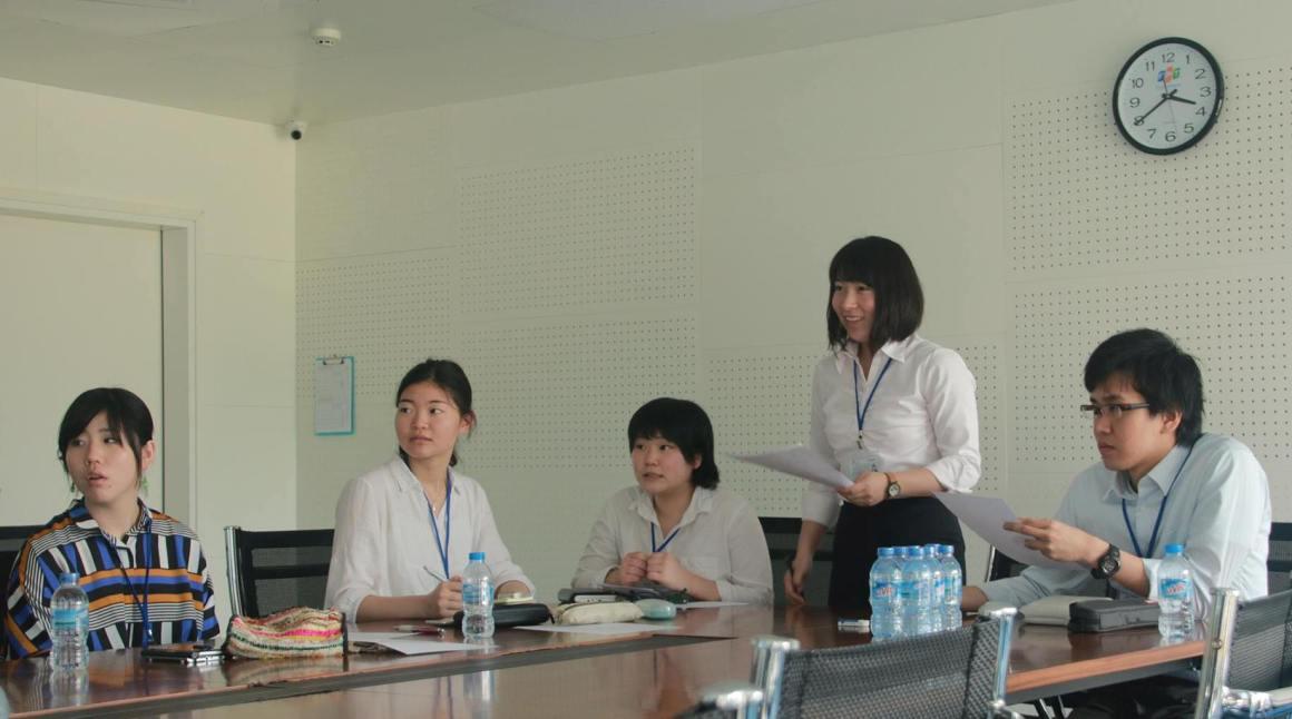 Đoàn sinh viên Nhật Bản cũng có những ngày thực tập tại FPT Software – một đơn vị thành viên của Tập đoàn FPT.