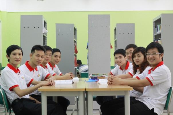 Học viên tại FPT Jetking.