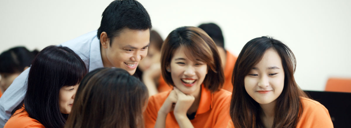 DH FPT tuyen nguyen vong bo sung. Anh minh hoa: FPT Education