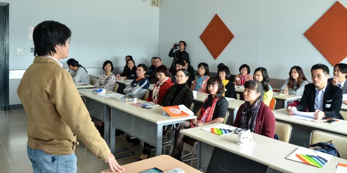 """Theo anh Dương Trọng Tấn, để khuyến khích tổ chức học tập, một tổ chức không ngần ngại khuyến khích """"sai"""" để học."""