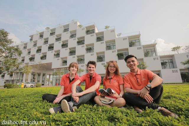 Trường Đại học FPT với môi trường đào tạo hiện đại, năng động, phù hợp với cả sinh viên Việt Nam và sinh viên quốc tế.