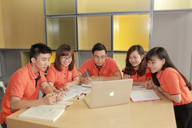 Môi trường học tập hiện đại, đề cao tính chủ động và sáng tạo giúp sinh viên Trường Đại học FPT phát triển toàn diện, đáp ứng yêu cầu nhân sự của thị trường lao động hiện nay.